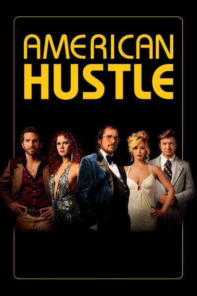 American Hustle [Movies Anywhere HD, Vudu HD or iTunes HD via Movies Anywhere]