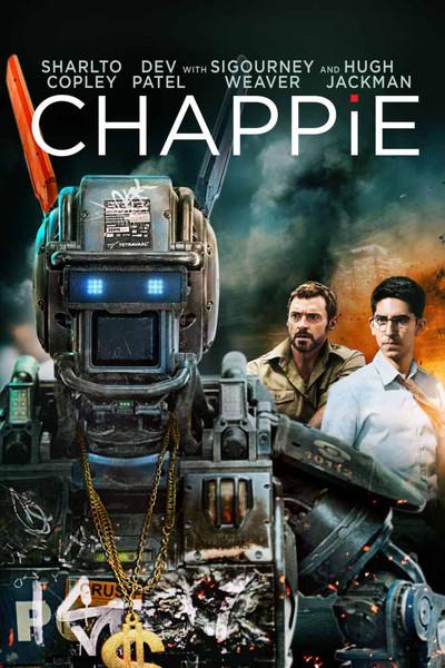 Chappie [Movies Anywhere HD, Vudu HD or iTunes HD via Movies Anywhere]