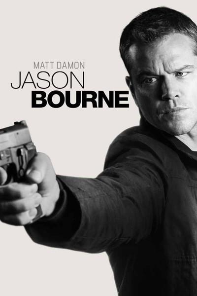 Jason Bourne [Vudu HD or Movies Anywhere HD via Vudu]