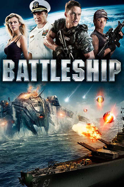 Battleship [Movies Anywhere 4K, Vudu 4K or iTunes 4K via Movies Anywhere]