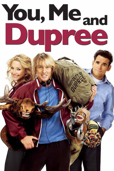 You, Me And Dupree [Movies Anywhere HD, Vudu HD or iTunes HD via Movies Anywhere]