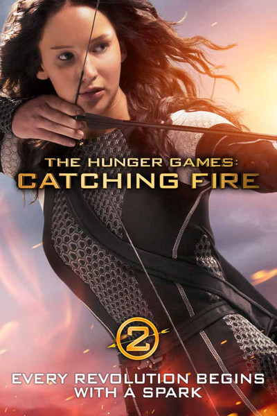 The Hunger Games: Catching Fire [iTunes HD]