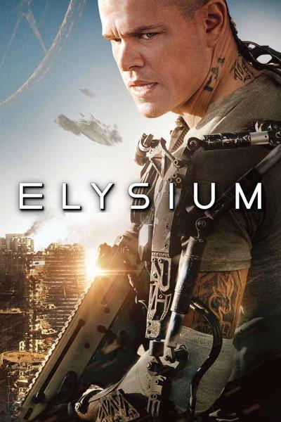 Elysium [Movies Anywhere HD, Vudu HD or iTunes HD via Movies Anywhere]