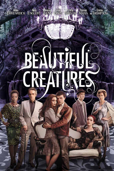 Beautiful Creatures [Movies Anywhere HD, Vudu HD or iTunes HD via Movies Anywhere]
