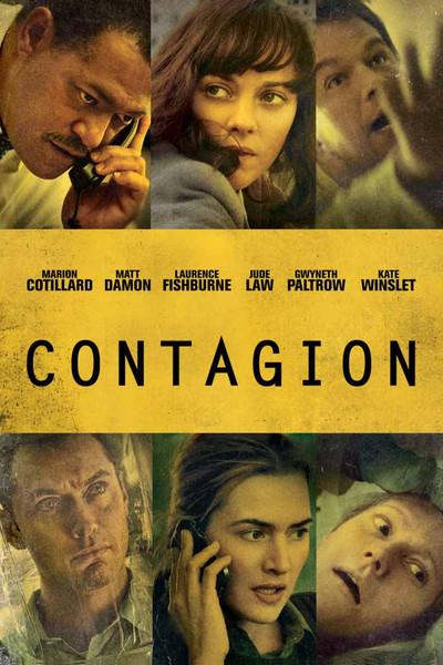 Contagion [Movies Anywhere HD, Vudu HD or iTunes HD via Movies Anywhere]