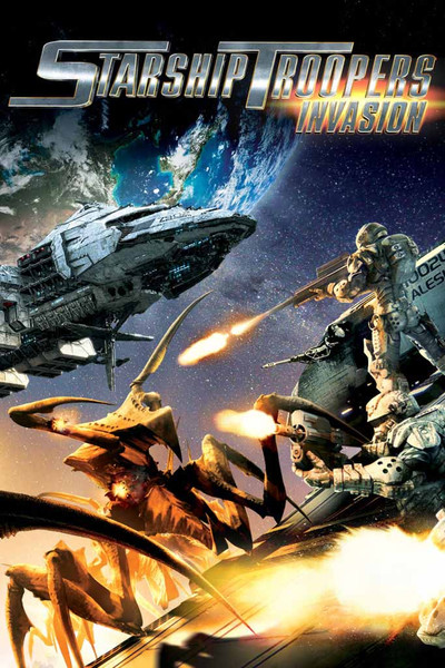 Starship Troopers: Invasion [Movies Anywhere SD, Vudu SD or iTunes SD via Movies Anywhere]