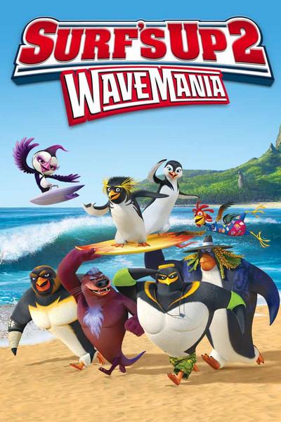 Surf's Up 2: WaveMania [Movies Anywhere SD, Vudu SD or iTunes SD via Movies Anywhere]