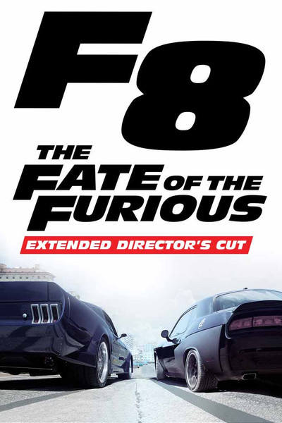 The Fate Of The Furious Extended Edition [Movies Anywhere 4K, Vudu 4K or iTunes 4K via Movies Anywhere]