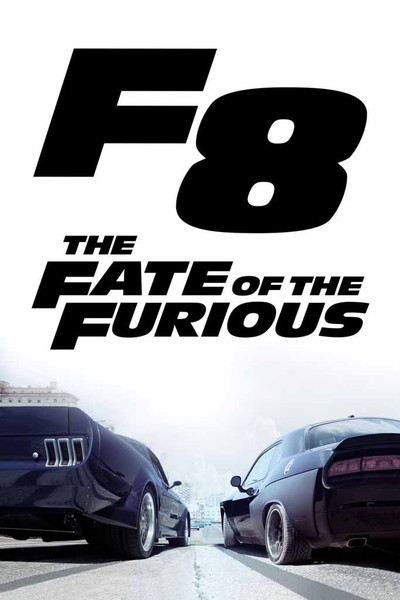 The Fate Of The Furious Theatrical [Movies Anywhere 4K, Vudu 4K or iTunes 4K via Movies Anywhere]