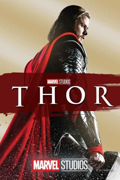 Thor [Google Play] Ports To Movies Anywhere, Vudu or iTunes