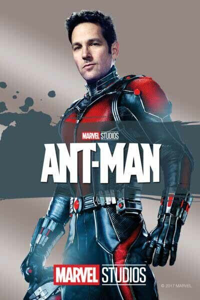 Ant-Man [Google Play] Transfer To Movies Anywhere, Vudu and iTunes