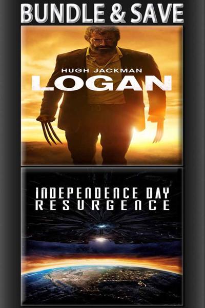 Logan + Independence Day Resurgence