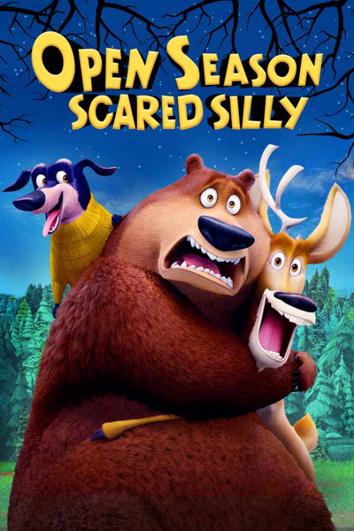 Open Season Scared Silly [Movies Anywhere SD, Vudu SD or iTunes SD via Movies Anywhere]