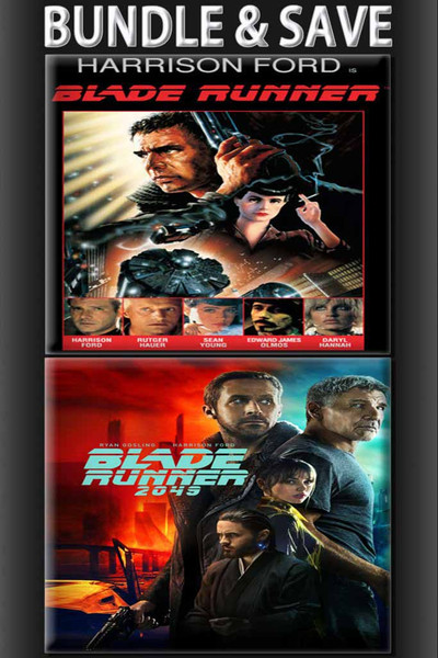 Blade Runner The Final Cut + Blade Runner 2049