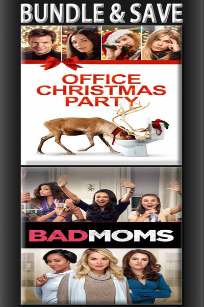 Office Christmas Party + Bad Moms