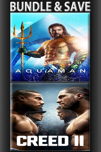 Aquaman + Creed 2