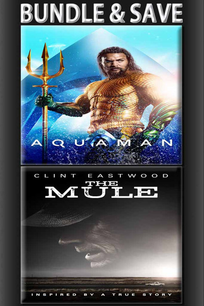 Aquaman + The Mule