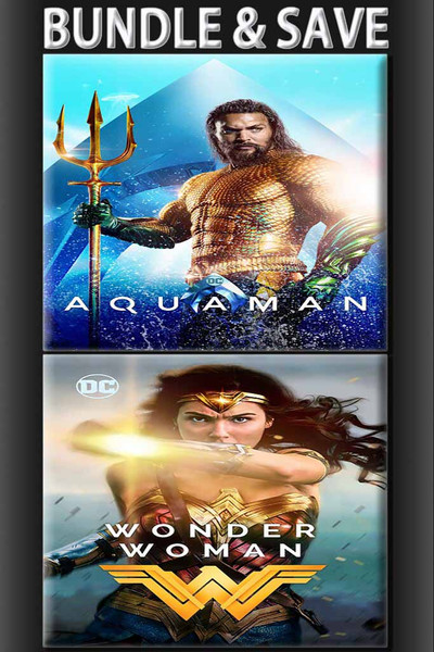 Aquaman + Wonder Woman