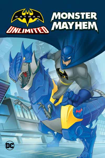 A Batman Unlimited: Monster Mayham