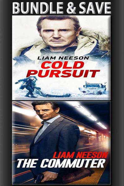 Cold Pursuit + The Commuter