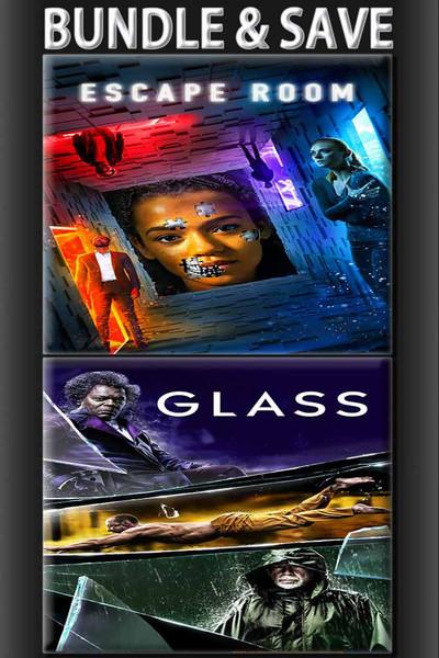Glass + Escape Room