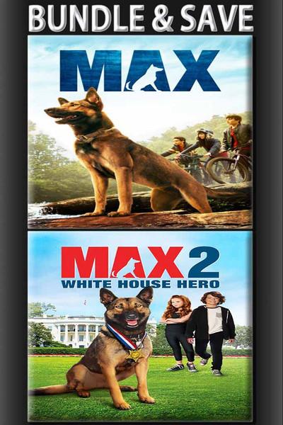 Max + Max 2: White House Hero