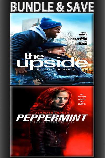 Upside + Peppermint
