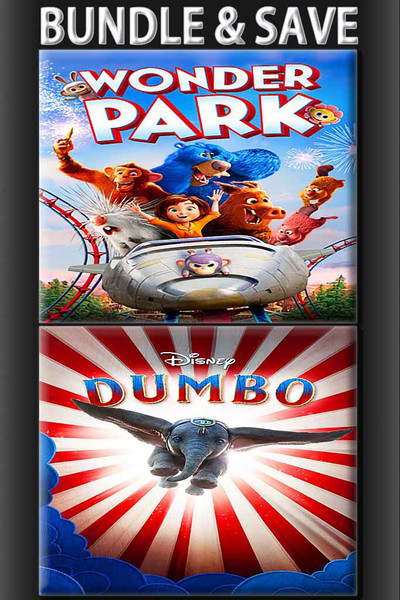 Wonder Park and Dumbo Bundle