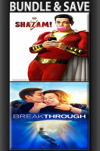 Shazam + Breakthrough
