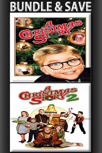 A Christmas Story/A Christmas Story 2