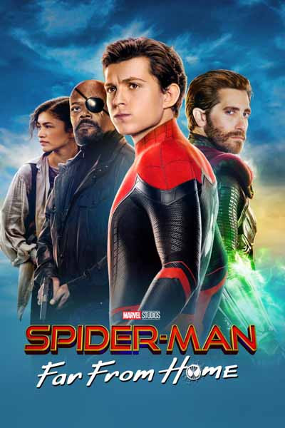 Spiderman-Far From Home