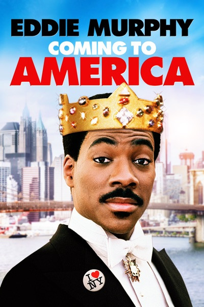 Coming to America [Vudu HD or iTunes 4K]