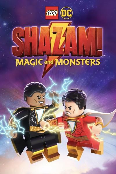 Shazam! Magic and Monsters