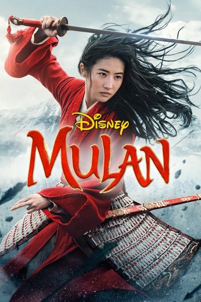 Mulan 2020 [Movies Anywhere 4K, Vudu 4K or iTunes 4K via Movies Anywhere]