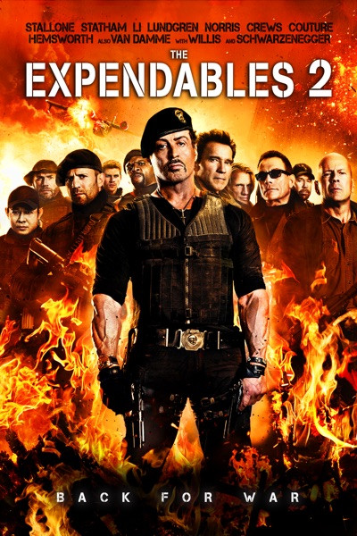 The Expendables 2 [Vudu HD]
