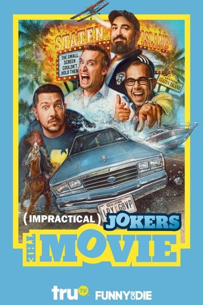 Impractical Jokers: The Movie [Movies Anywhere HD, Vudu HD or iTunes HD via Movies Anywhere]