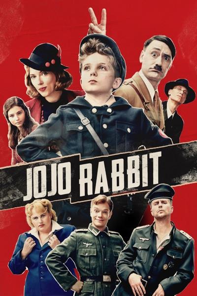 Jojo Rabbit [Movies Anywhere 4K, Vudu 4K or iTunes 4K via Movies Anywhere]