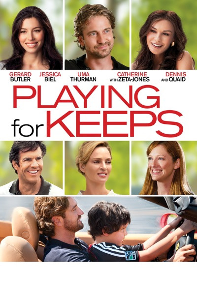 Playing For Keeps [Movies Anywhere HD, Vudu HD or iTunes HD via Movies Anywhere]