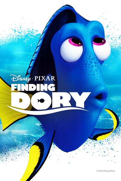 Finding Dory [Google Play] Transfers To Movies Anywhere, Vudu and iTunes