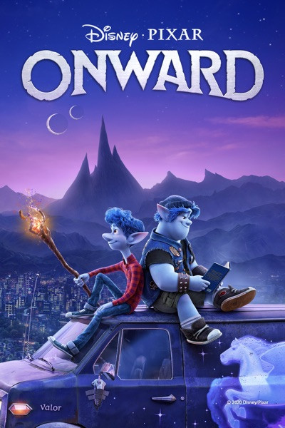 Onward [Google Play] Transfers To Movies Anywhere, Vudu and iTunes