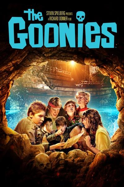 The Goonies [Movies Anywhere HD, Vudu HD or iTunes HD via Movies Anywhere]