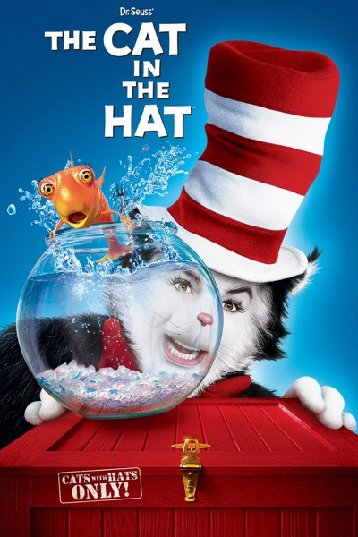 The Cat In The Hat [Movies Anywhere HD, Vudu HD or iTunes HD via Movies Anywhere]