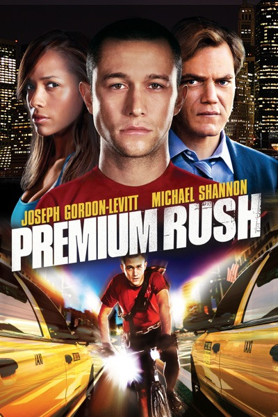 Premium Rush [Movies Anywhere HD, Vudu HD or iTunes HD via Movies Anywhere]