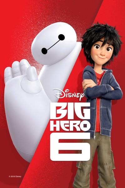 Big Hero 6 [Google Play] Transfers To Movies Anywhere, Vudu and iTunes