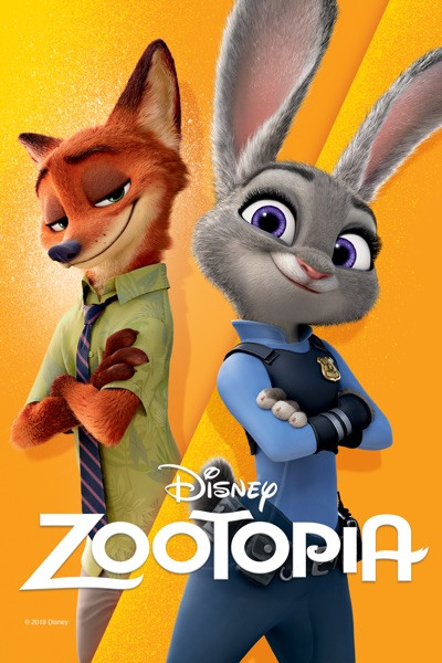 Zootopia [Google Play] Transfers To Movies Anywhere, Vudu and iTunes