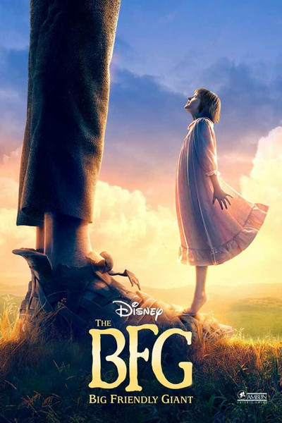 The BFG [Google Play] Transfers To Movies Anywhere, Vudu and iTunes