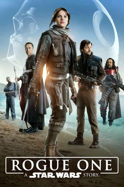Rogue One: A Star Wars Story [Google Play] Transfers To Movies Anywhere, Vudu and iTunes