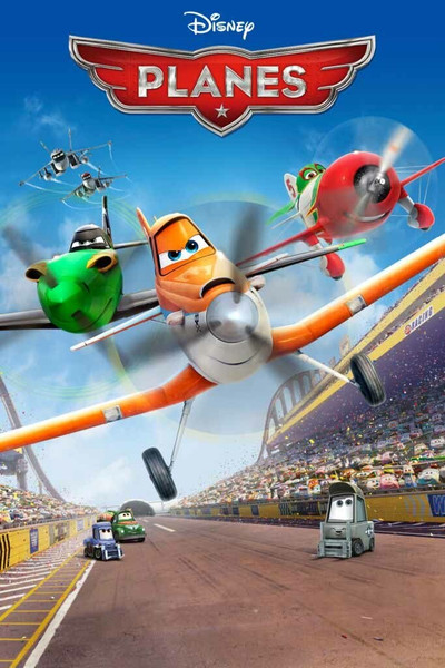 Planes [Google Play] Transfers To Movies Anywhere, Vudu and iTunes