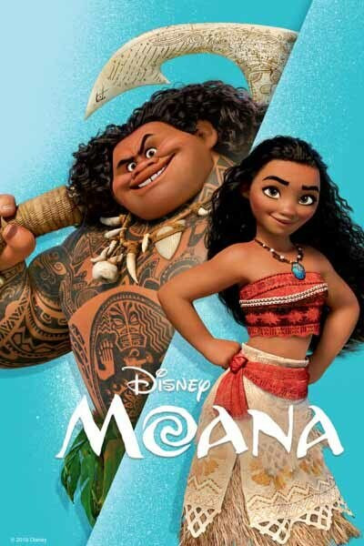 Moana [Google Play] Transfers To Movies Anywhere, Vudu and iTunes