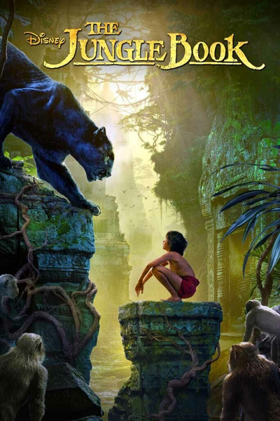 The Jungle Book [Google Play] Transfers To Movies Anywhere, Vudu and iTunes